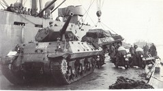 1944- Italie 8e rca débarquement Naples -Gaujac
