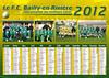 FCB calendrier 2012
