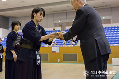 53rd All Japan Women's KENDO Championship_261