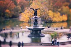 Bethesda Fountain photo by katie47n