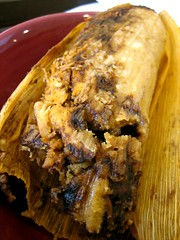 tamale unwrapped