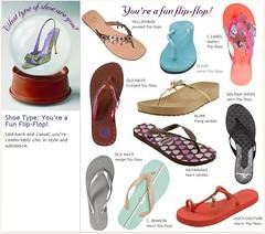 Glam.com Shoe Quiz