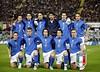 Italia - Germania: Formazione Italia
