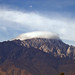 Mt. San Jacinto With Unusual Cloud