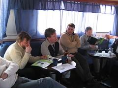 Mereelektroonika workshop 1