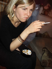 HAppY Smoker photo by crab in the bucket