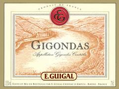 2001 Guigal Gigondas