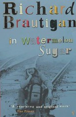 in watermelon sugar - richard brautigan