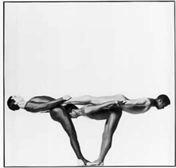 Pilobolus Dance Troupe