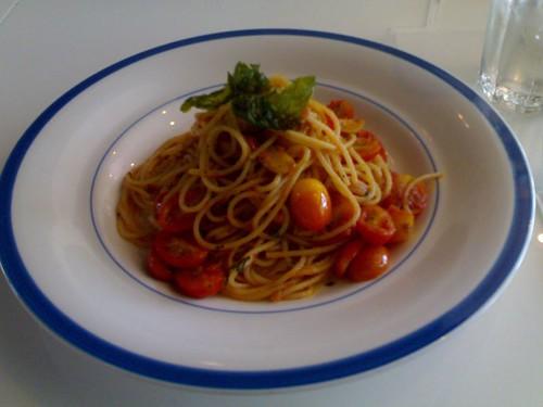 Spaghetti alla Sicilliana