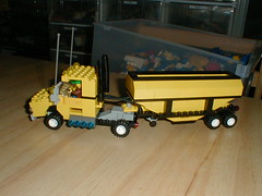 January 16, 2002: Yellow Hopper Truck