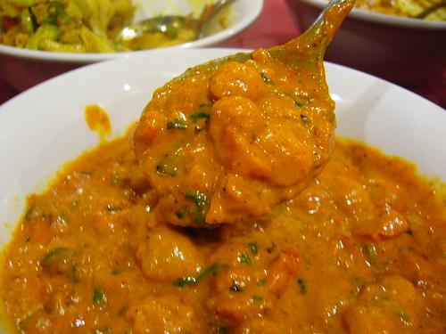 香汁蓮子豆(Channa Masala)