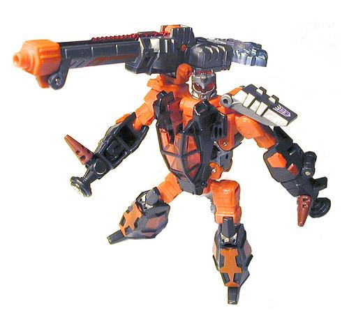 Cybertron Scrapmetal