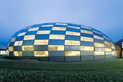 Biblioteca Universidad Libre Berlín Norman Foster
