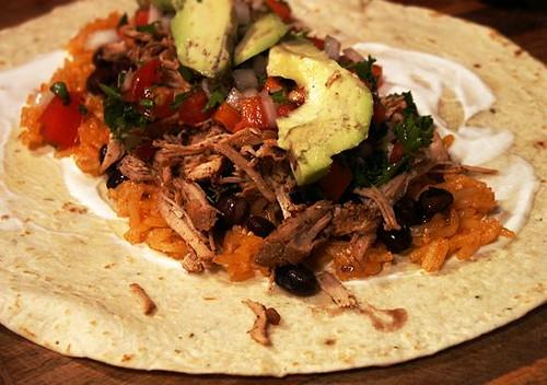 A Crazy Delicious Burrito