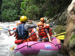 WhiteWater Rafting @ Gopeng 105