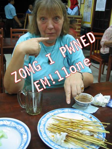 ZOMG I PWNED EM111one