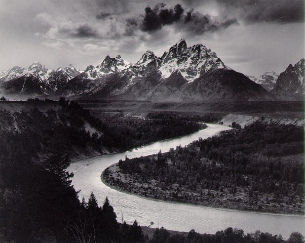 The Tetons and the Snake River,Grand Teton National Park, Wyoming