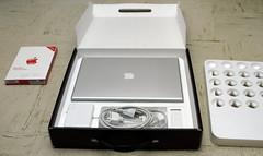 MacBook en la nude