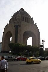 Revolution monument