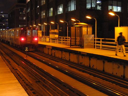 Ride the CTA at Flickr and Google