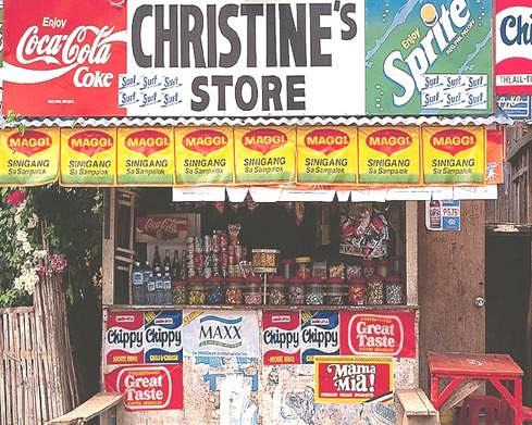 Sari-sari store (local convenience store)