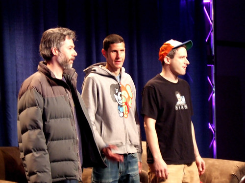 The Beastie Boys Q&A at SXSW