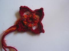 Star Flower- 4 petals