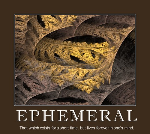 Ephermeral