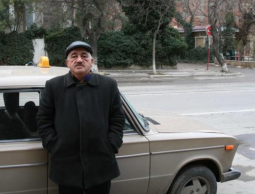john taxi driver