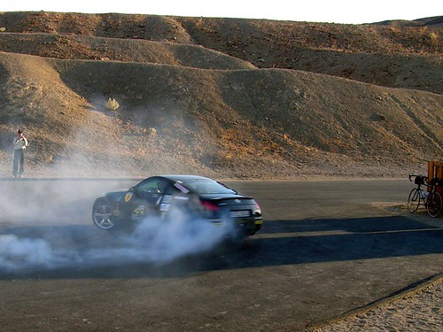 dunlop drivers cup out of control in death valley