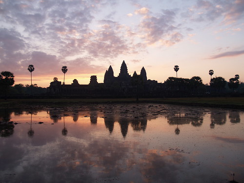 Angkor Wat / sunrise#2