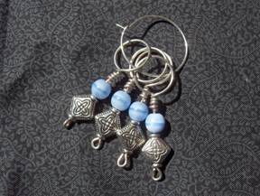 bean's stitch markers
