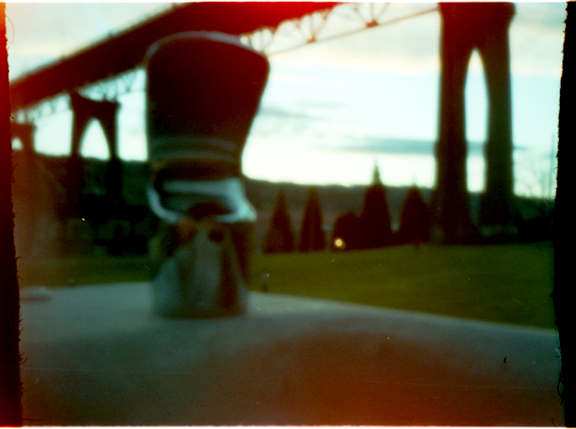 St Johns Drinking Fountain (pinhole)