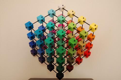 Color Cube #1