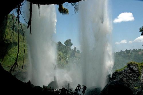 Sipi Falls-the 2nd falls