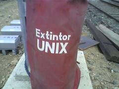 Extintor UNIX