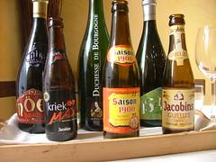 Beer......