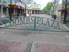Coombs Plaza