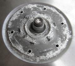 Rusty cylinder