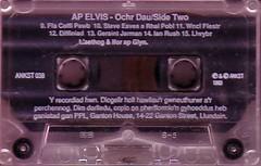 Ap Elvis - caset, ochr B