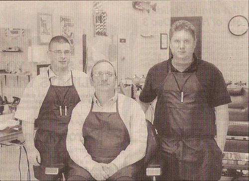 City View Barbershop 274 Westfield Street Samtronix Plaza West Springfield MA 01089 Greg Erbentraut Matt Erbentraut Phil Erbentraut