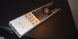 HD DVD remote