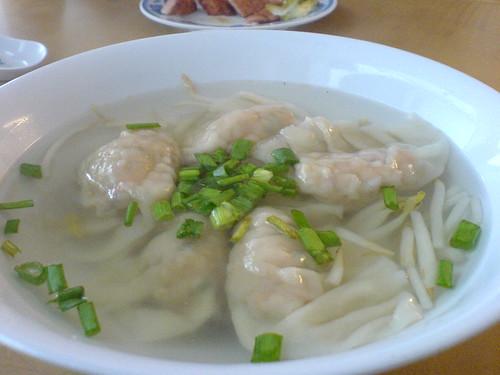 Taiwan Noodle House Dumplings
