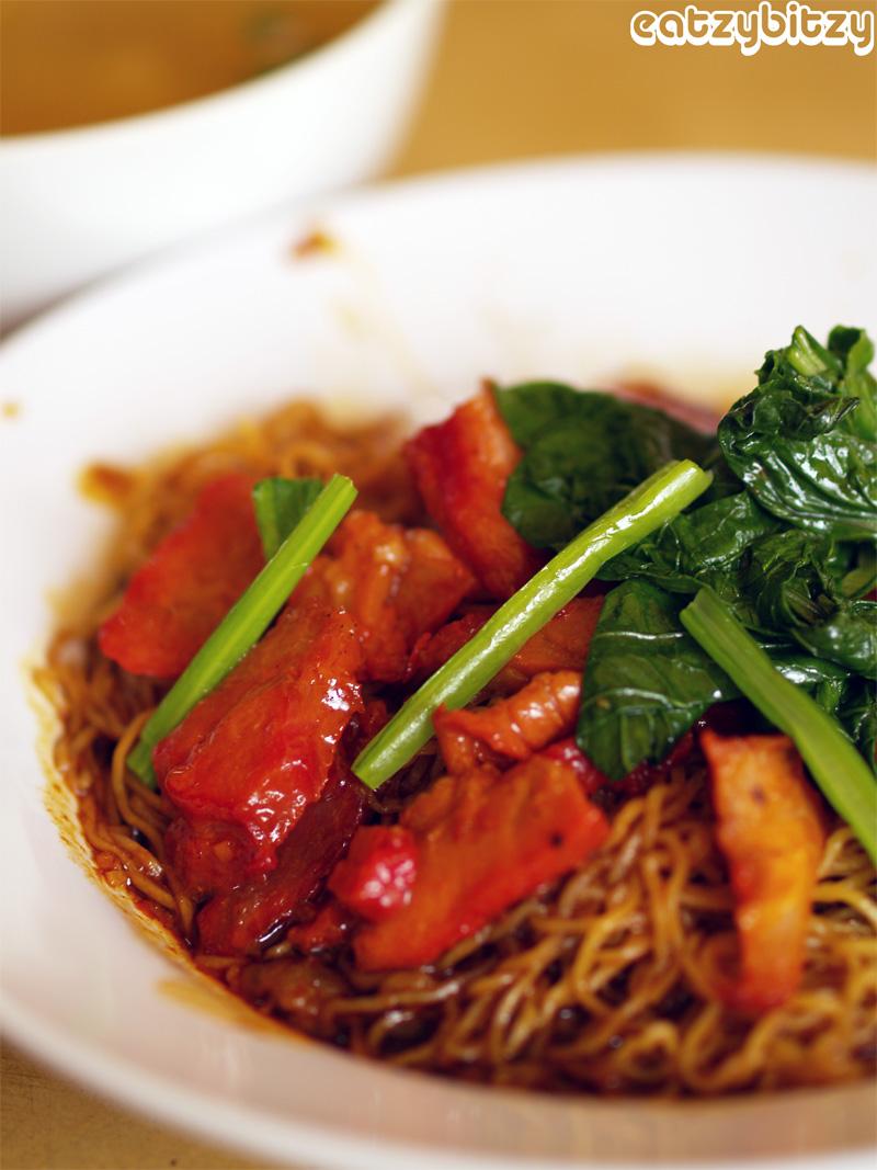 CharSiew Wonton Noodles