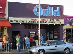 screening of On The Edge in Albuquerque - 2