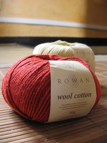More wool cotton