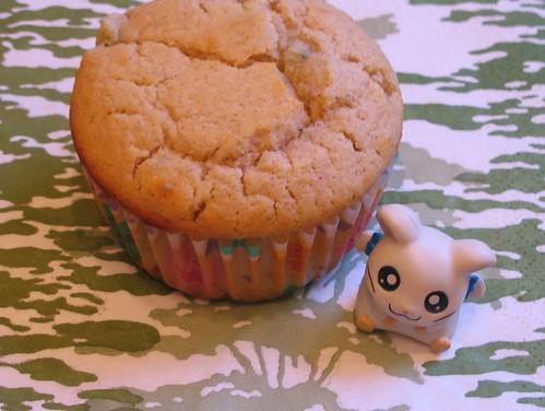 kiwi muffin with bijou