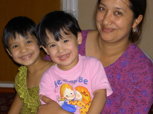 Jamilla, Melike, Guljahan