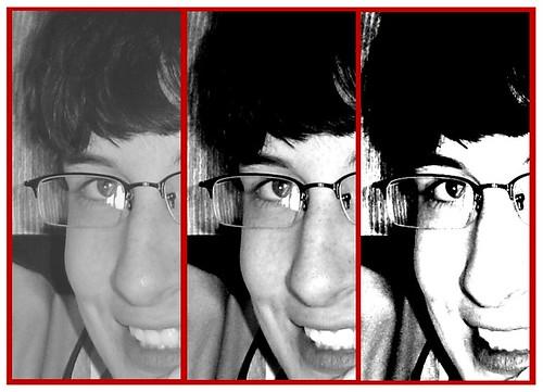 Boo's Repeat Collage